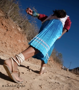 bare feet mexican tribe tarahumara